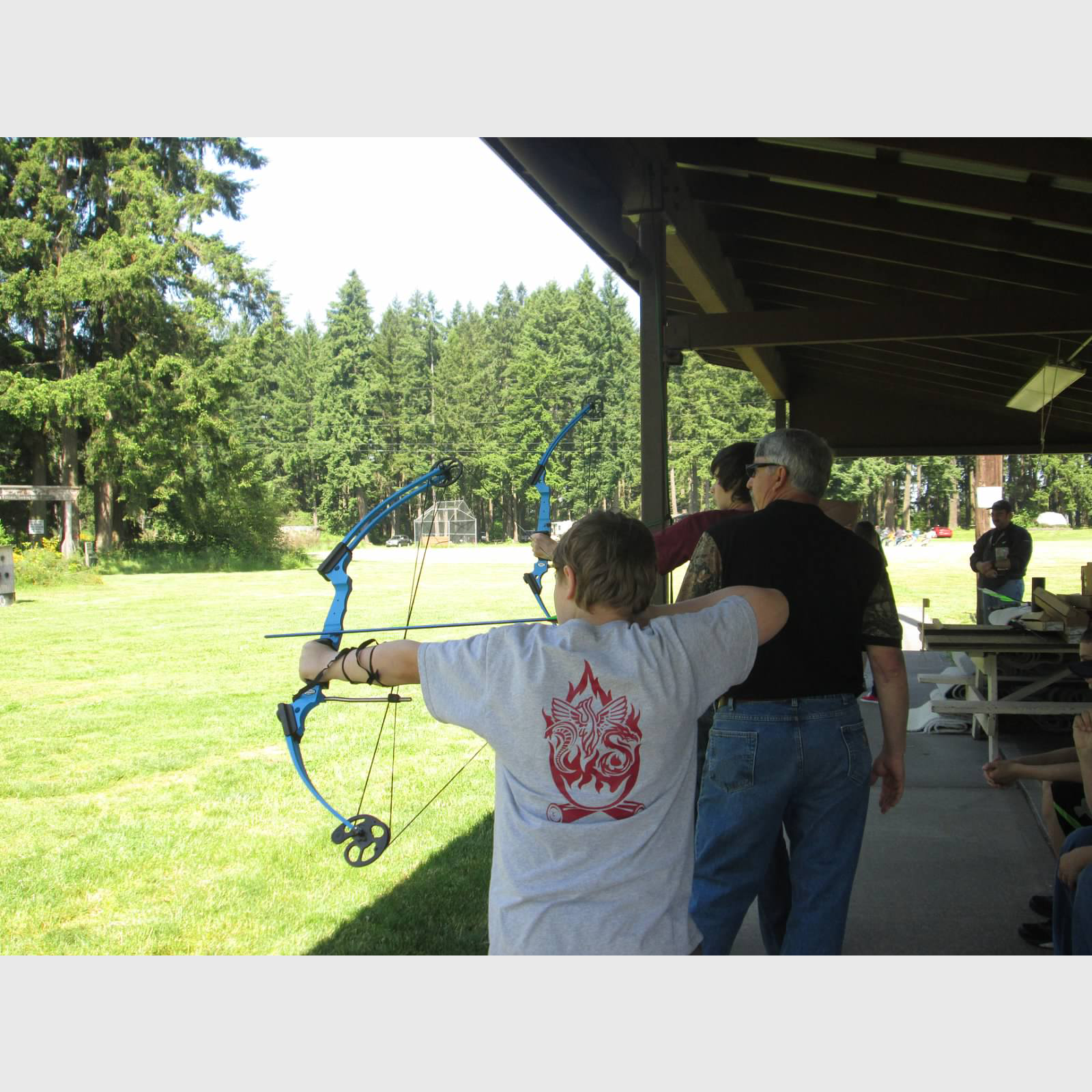 Troop327_archery